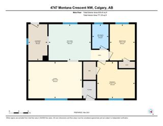 Photo 24: 4747 Montana Crescent NW in Calgary: Montgomery Detached for sale : MLS®# A1084038