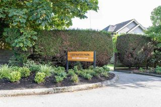 Photo 2: 164 3031 WILLIAMS ROAD in Richmond: Seafair Townhouse for sale : MLS®# R2502606
