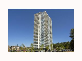 """Photo 1: # 807 2289 YUKON CR in Burnaby: Brentwood Park Condo for sale in """"WATERCOLOURS"""" (Burnaby North)  : MLS®# V814598"""