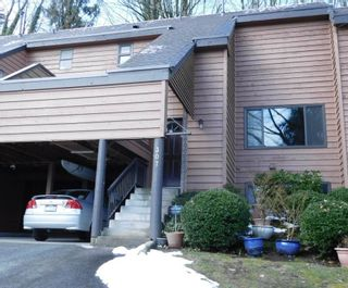 """Photo 1: 307 CARDIFF Way in Port Moody: College Park PM Townhouse for sale in """"EASTHILL"""" : MLS®# R2144501"""