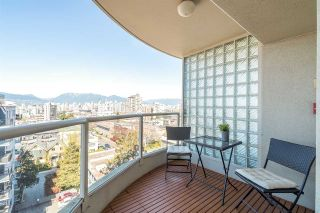 """Photo 10: 901 1405 W 12TH Avenue in Vancouver: Fairview VW Condo for sale in """"THE WARRENTON"""" (Vancouver West)  : MLS®# R2053078"""