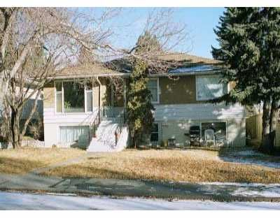Main Photo:  in CALGARY: Banff Trail Duplex Up And Down for sale (Calgary)  : MLS®# C3196655
