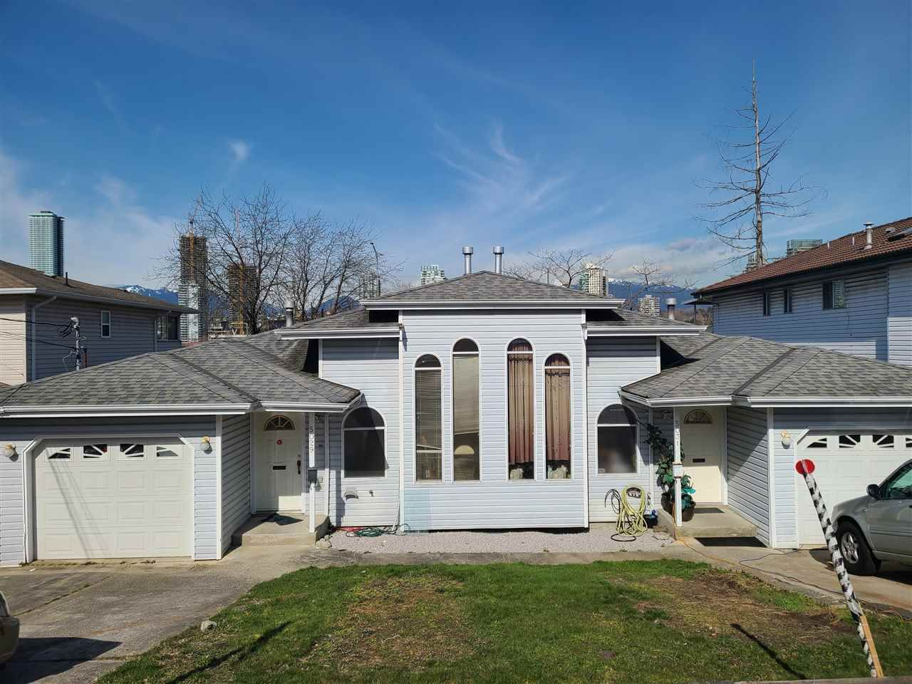 Main Photo: 5029 MANOR Street in Burnaby: Central BN Duplex for sale (Burnaby North)  : MLS®# R2548814