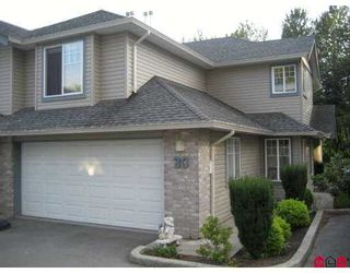 """Photo 1: 30 3270 BLUE JAY Street in Abbotsford: Abbotsford West Townhouse for sale in """"Blue Jay Hills"""" : MLS®# F2720573"""