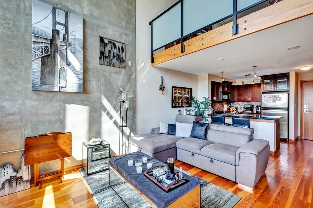 """Main Photo: 313 7 RIALTO Court in New Westminster: Quay Condo for sale in """"Murano Lofts"""" : MLS®# R2591842"""