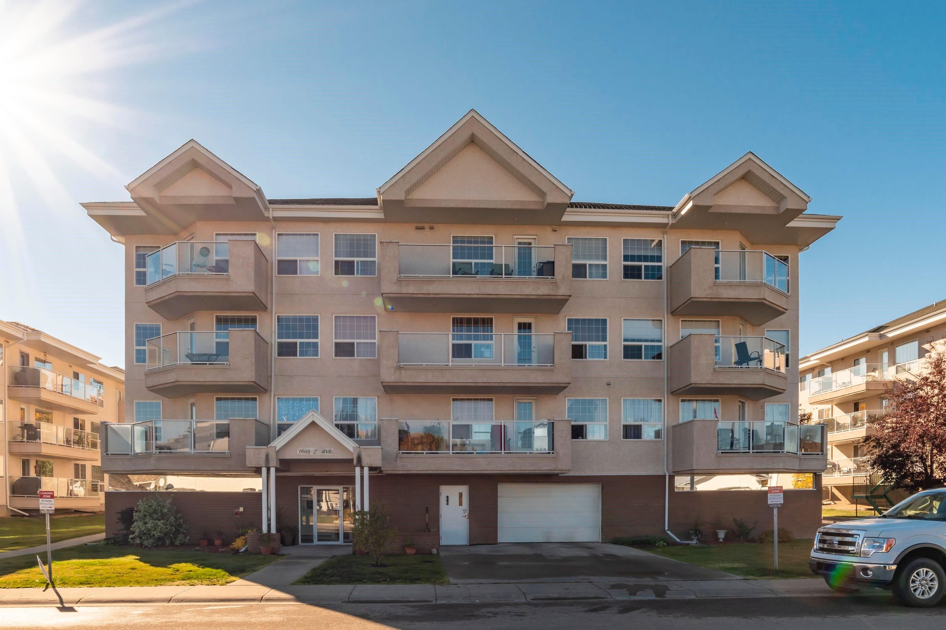 Main Photo: 304 1605 7 Avenue: Cold Lake Condo for sale : MLS®# E4264618