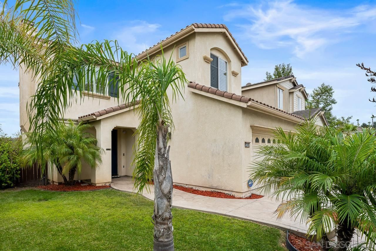 Main Photo: SAN DIEGO House for sale : 3 bedrooms : 5246 Mariner Dr
