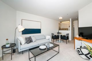 """Photo 3: 302 3505 W BROADWAY in Vancouver: Kitsilano Condo for sale in """"The Collingwood"""" (Vancouver West)  : MLS®# R2617748"""