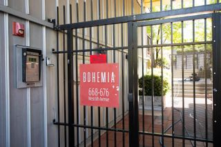 """Photo 3: 202 668 W 6TH Avenue in Vancouver: Fairview VW Townhouse for sale in """"The Bohemia"""" (Vancouver West)  : MLS®# R2596891"""