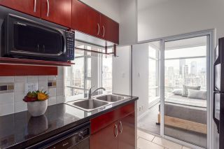 Photo 8: 3201 198 AQUARIUS MEWS in Vancouver: Yaletown Condo for sale (Vancouver West)  : MLS®# R2202359