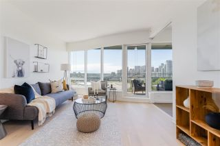 """Photo 2: 807 181 W 1ST Avenue in Vancouver: False Creek Condo for sale in """"BROOK AT THE VILLAGE"""" (Vancouver West)  : MLS®# R2591261"""