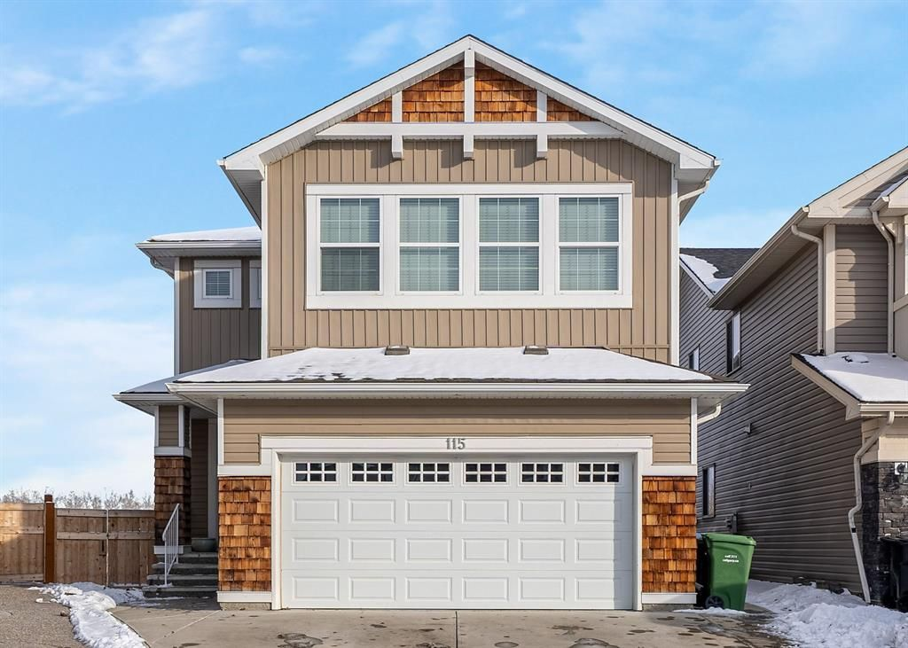 Main Photo: 115 AUTUMN Close SE in Calgary: Auburn Bay Detached for sale : MLS®# A1089997