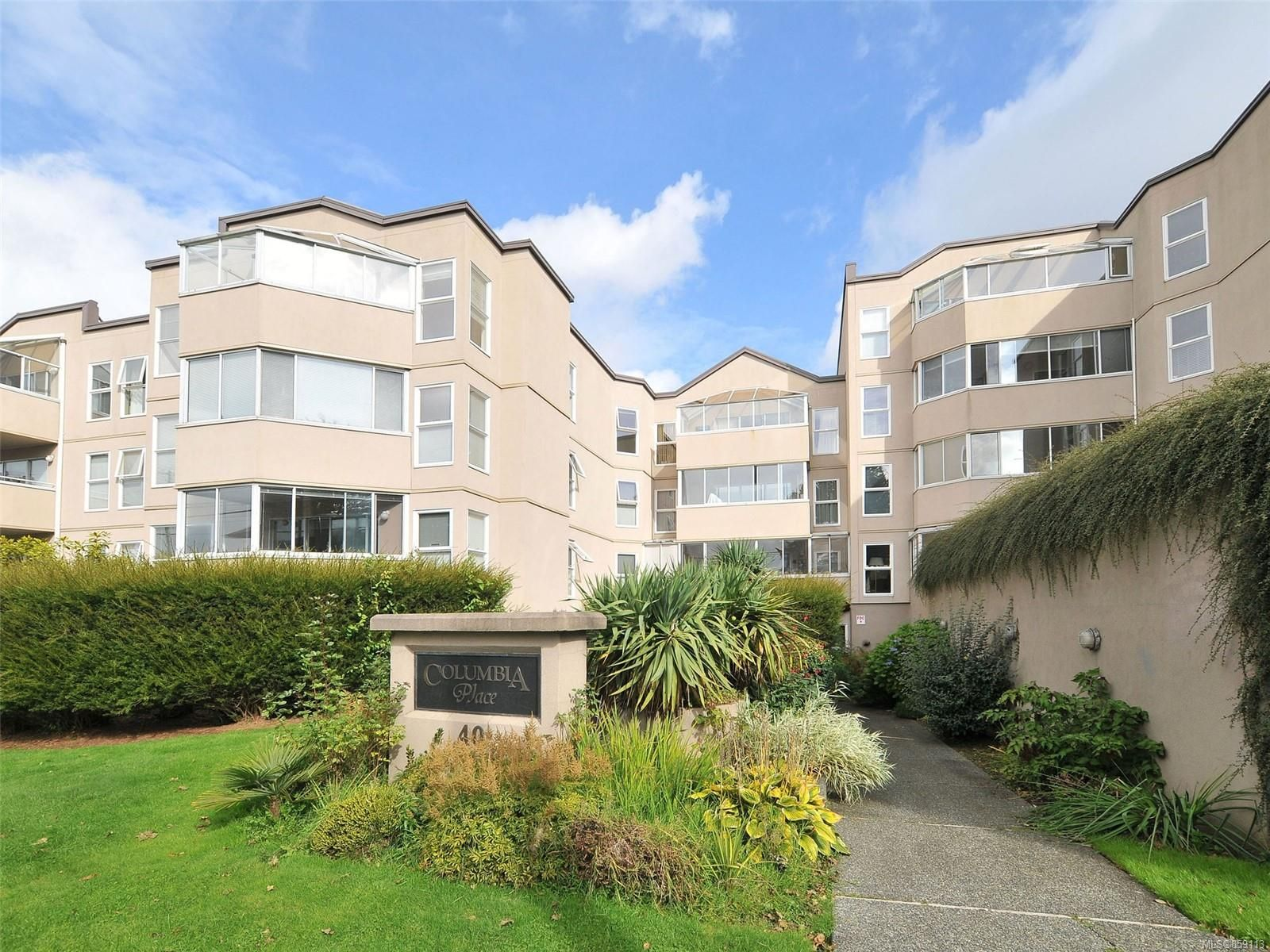 Main Photo: 330 40 W Gorge Rd in : SW Gorge Condo for sale (Saanich West)  : MLS®# 859113