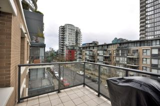 """Photo 8: 408 1485 West 6th Avenue in """"Portico's Carrara"""" built by Bosa.: False Creek Home for sale ()  : MLS®# V874304"""