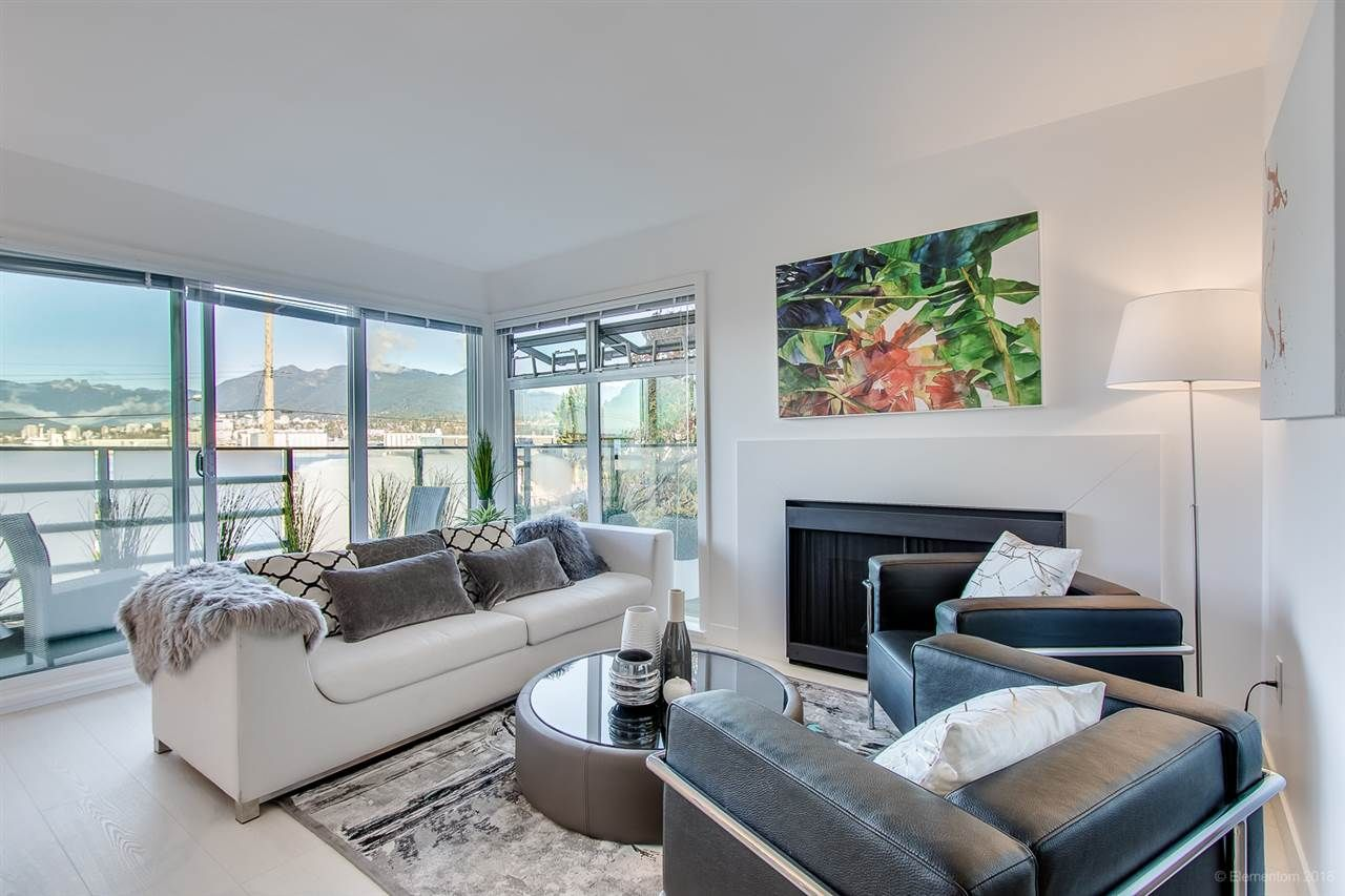 Main Photo: 306 2336 WALL Street in Vancouver: Hastings Condo for sale (Vancouver East)  : MLS®# R2357427