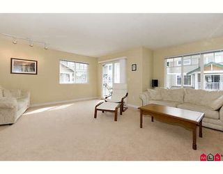"Photo 3: 126 12711 64TH Avenue in Surrey: West Newton Townhouse for sale in ""PALETTE ON THE PARK"" : MLS®# F2917846"