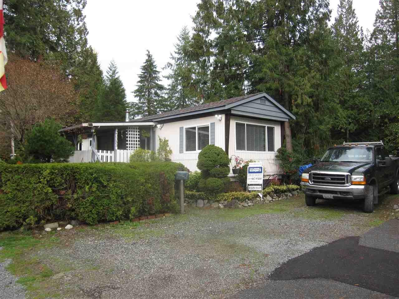 "Main Photo: 23353 CALVIN Crescent in Maple Ridge: Silver Valley Manufactured Home for sale in ""GARIBALDI VILLAGE"" : MLS®# R2320406"