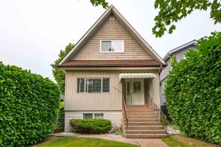 Photo 1: 3623 PANDORA Street in Vancouver: Hastings Sunrise House for sale (Vancouver East)  : MLS®# R2499340