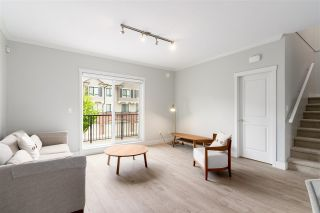 """Photo 5: 9 9691 ALBERTA Road in Richmond: McLennan North Townhouse for sale in """"JADE"""" : MLS®# R2605869"""