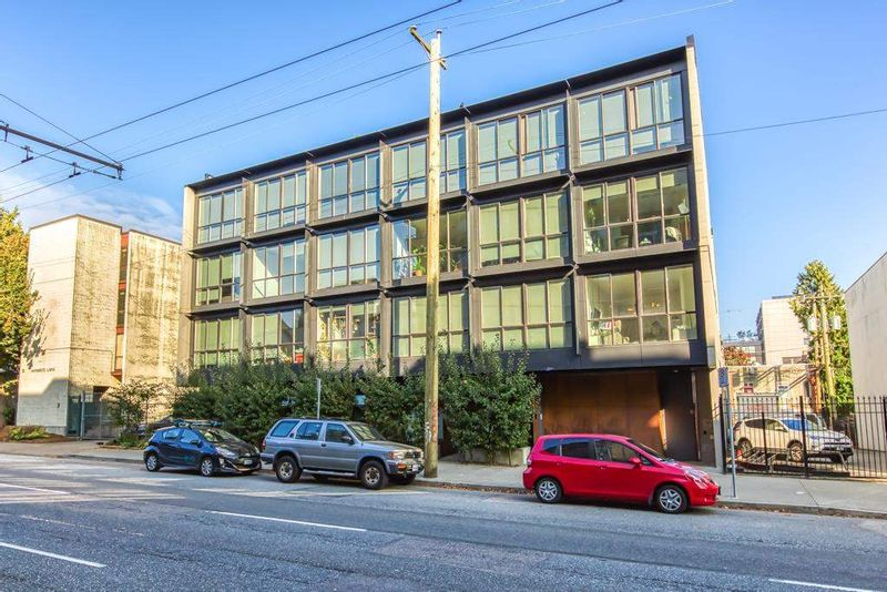 FEATURED LISTING: 203 - 557 CORDOVA Street East Vancouver