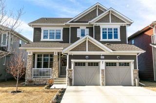 Photo 1: 137 RIDEAU Crescent: Beaumont House for sale : MLS®# E4233940
