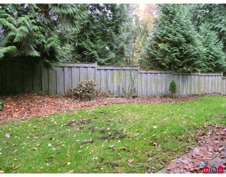 """Photo 10: 19 2058 WINFIELD Drive in Abbotsford: Abbotsford East Townhouse for sale in """"Rosehill"""" : MLS®# F2728131"""