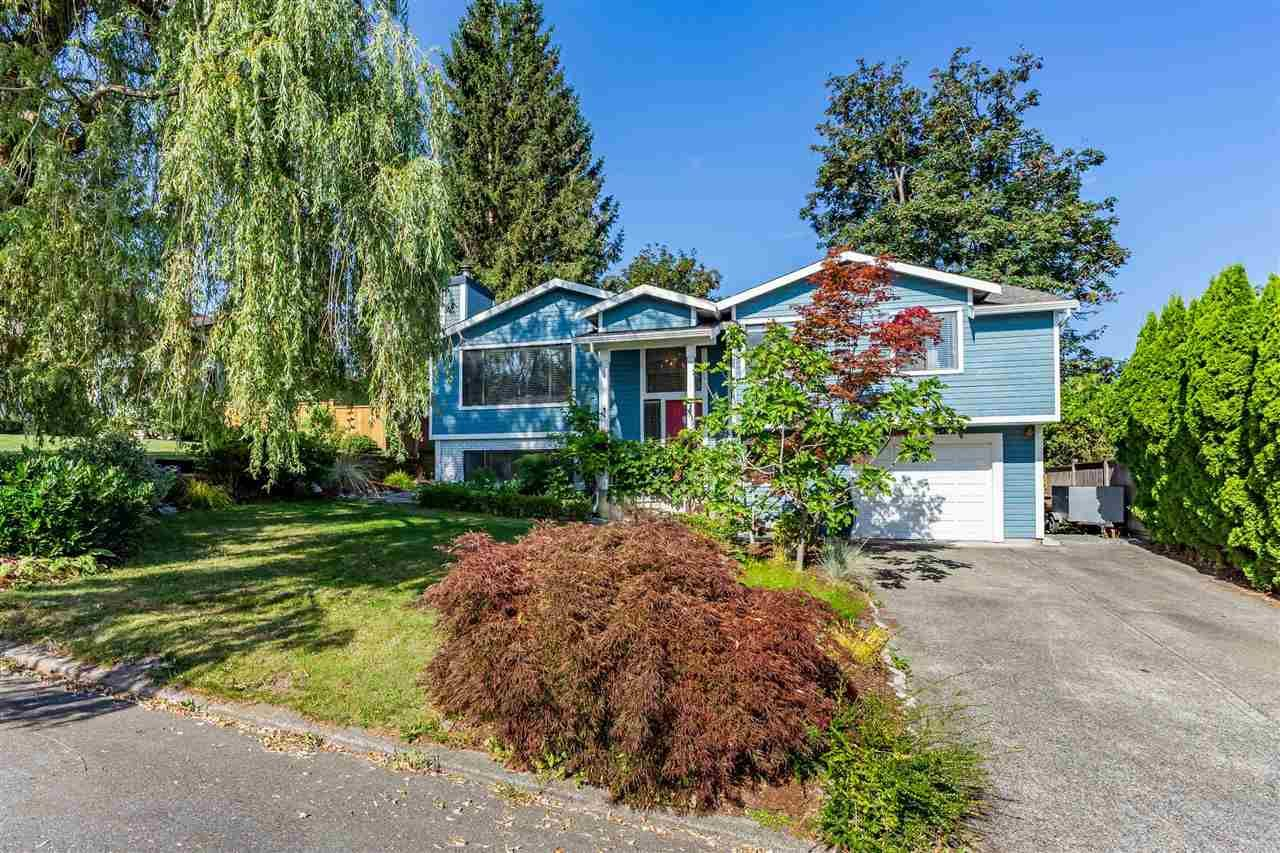 Main Photo: 3649 HURST Crescent in Abbotsford: Abbotsford East House for sale : MLS®# R2487352