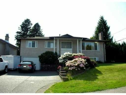 Main Photo: 3771 WELLINGTON Street in Port Coquitlam: Oxford Heights House for sale : MLS®# V968797
