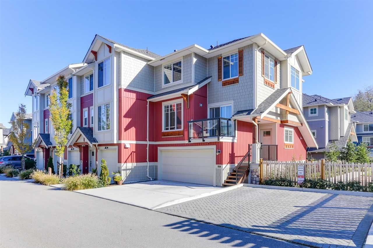 "Main Photo: 135 20498 82 Avenue in Langley: Willoughby Heights Townhouse for sale in ""Gabriola Park"" : MLS®# R2416333"