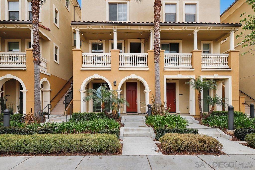 Main Photo: KEARNY MESA Condo for sale : 3 bedrooms : 8965 Lightwave Ave in San Diego