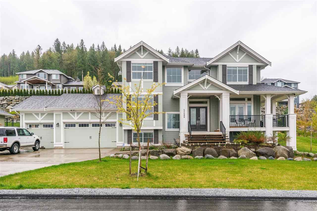 "Main Photo: 25480 BOSONWORTH Avenue in Maple Ridge: Thornhill MR House for sale in ""The Summit at Grant Hill"" : MLS®# R2354121"