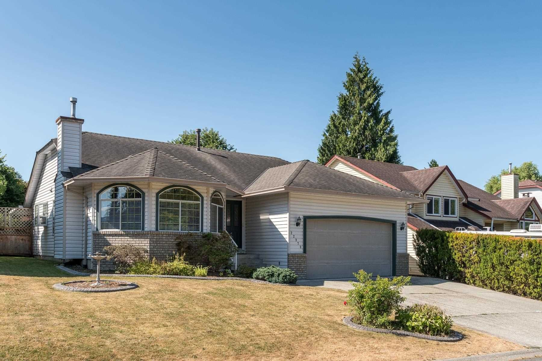 Main Photo: 22970 126 Avenue in Maple Ridge: East Central House for sale : MLS®# R2604751