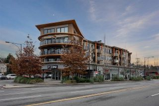 "Main Photo: 203 857 W 15TH Street in North Vancouver: Mosquito Creek Condo for sale in ""The Vue"" : MLS®# R2552607"