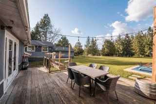 """Photo 35: 24445 52 Avenue in Langley: Salmon River House for sale in """"NORTH OTTER"""" : MLS®# R2565672"""