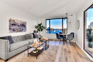 """Photo 3: 1406 1003 PACIFIC Street in Vancouver: West End VW Condo for sale in """"SEASTAR"""" (Vancouver West)  : MLS®# R2608509"""