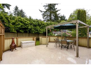 """Photo 18: 10541 SANTA MONICA Drive in Delta: Nordel House for sale in """"Canterbury Heights"""" (N. Delta)  : MLS®# F1439220"""