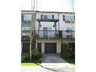 """Photo 10: 29 688 EDGAR Avenue in Coquitlam: Coquitlam West Townhouse for sale in """"GABLE BY MOSAIC"""" : MLS®# V1020129"""