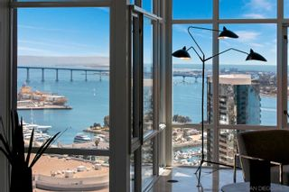 Photo 4: DOWNTOWN Condo for sale : 3 bedrooms : 550 Front St #2801 in San Diego