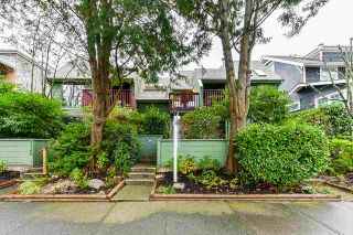 Photo 1: 1342 WALNUT Street in Vancouver: Kitsilano Townhouse for sale (Vancouver West)  : MLS®# R2533520