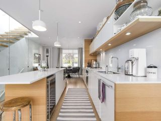 """Photo 3: 1887 W 2ND Avenue in Vancouver: Kitsilano Townhouse for sale in """"Blanc"""" (Vancouver West)  : MLS®# R2164681"""