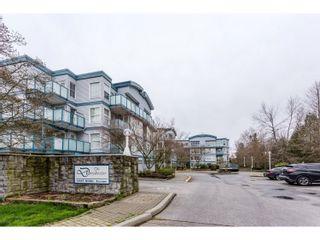 """Photo 1: 311 14885 100 Avenue in Surrey: Guildford Condo for sale in """"THE DORCHESTER"""" (North Surrey)  : MLS®# R2042537"""