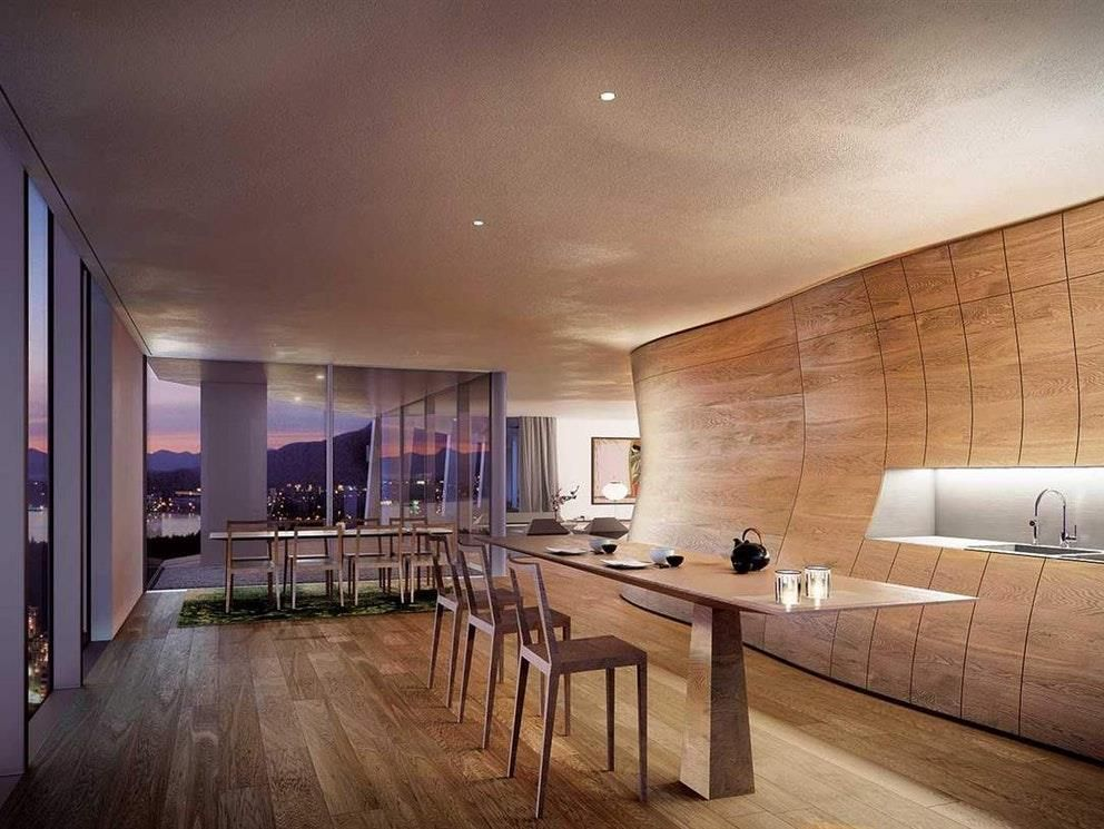 "Main Photo: 3504 1550 ALBERNI Street in Vancouver: West End VW Condo for sale in ""ALBERNI BY KENGO KUMA"" (Vancouver West)  : MLS®# R2540951"