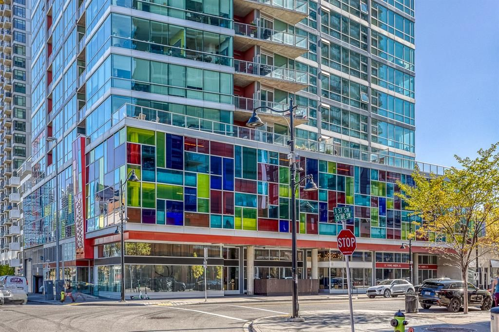 Main Photo: 710 135 13 Avenue SW in Calgary: Beltline Apartment for sale : MLS®# A1078318