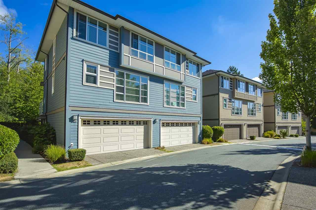 "Main Photo: 48 15405 31 Avenue in Surrey: Grandview Surrey Townhouse for sale in ""NUVO 2"" (South Surrey White Rock)  : MLS®# R2483018"