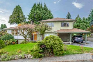 Photo 1: 788 TUDOR Avenue in North Vancouver: Forest Hills NV House for sale : MLS®# R2414818