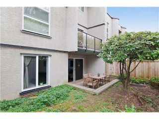 """Photo 11: 103 312 CARNARVON Street in New Westminster: Downtown NW Condo for sale in """"CARNARVON TERRACE"""" : MLS®# V1120708"""