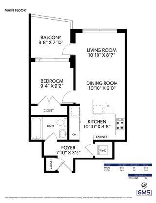"Photo 18: 709 7358 EDMONDS Street in Burnaby: Edmonds BE Condo for sale in ""Kings Crossing Tower 2"" (Burnaby East)  : MLS®# R2592175"