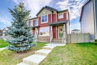 Main Photo: 234 panamount Way in Calgary: Panorama Hills Semi Detached for sale : MLS®# A1147737