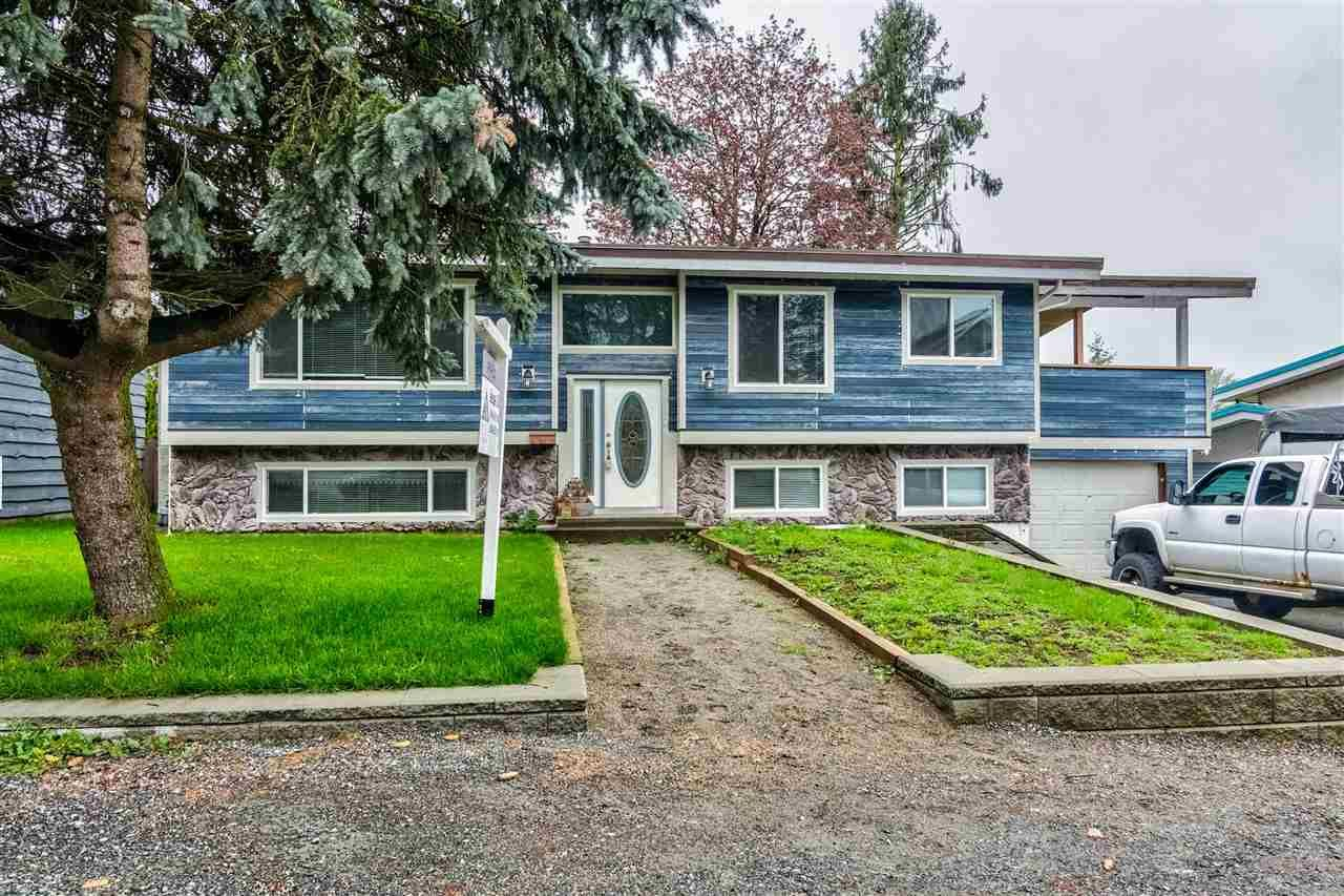 Main Photo: 2529 MAGNOLIA CRESCENT in : Abbotsford West House for sale : MLS®# R2361075