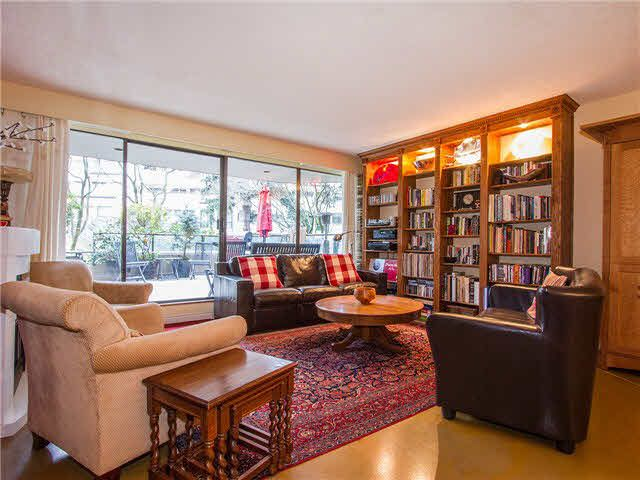 """Main Photo: 20 1425 LAMEY'S MILL Road in Vancouver: False Creek Condo for sale in """"Harbour Terrace"""" (Vancouver West)  : MLS®# V1101444"""
